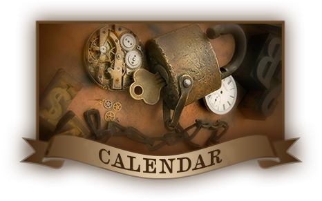 Calendar | Thought in Motion